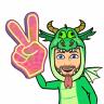 Pappa Dragon
